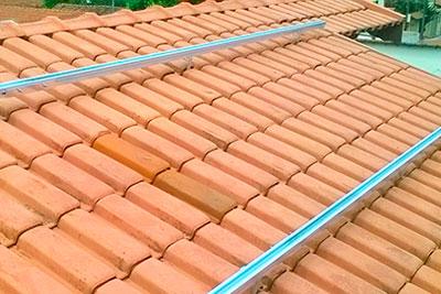 Estruturas para Módulos Fotovoltaicas