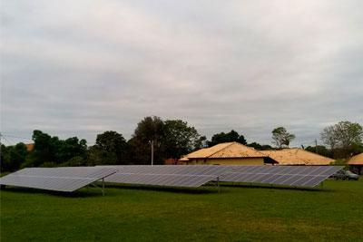 Estruturas para Sistemas Fotovoltaicos