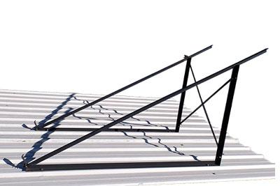 Estruturas para Usina de Energia Solar