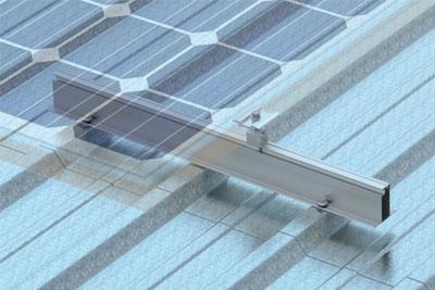 Suporte para Fixação de Sistemas Fotovoltaicos em Telhado